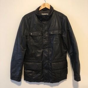 Jacket Geox BLACK COFFEE 56 Black (M2420VBKCF) M